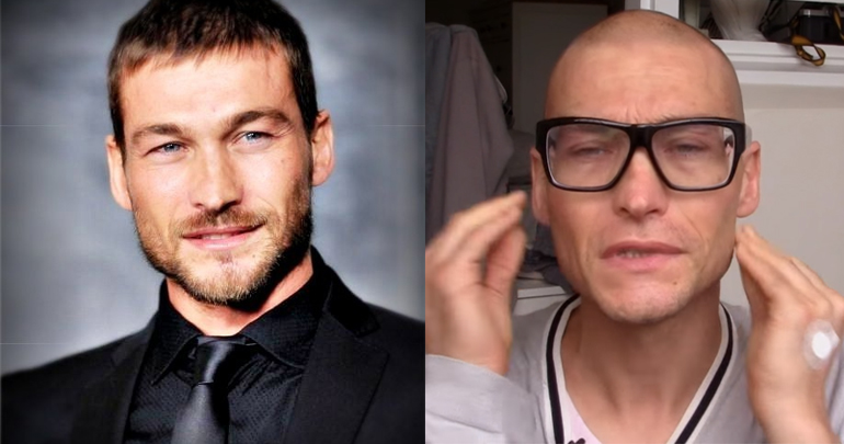 Be Here Now – A História de AndyWhitfield