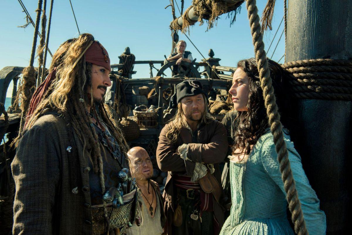 Piratas do Caribe: A vingança deSalazar