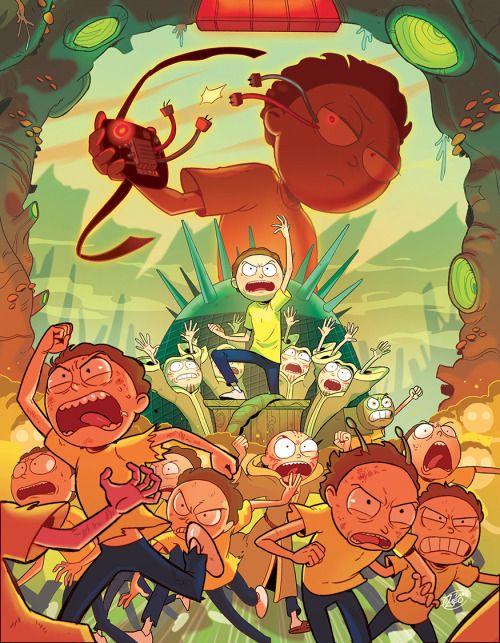 Rick and Morty, 3º Temporada –Crítica