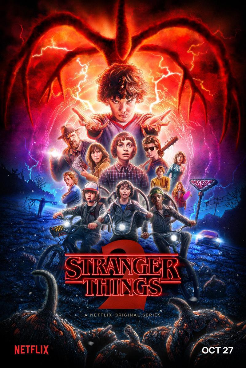 Stranger Thing, 2 Temporada –Crítica